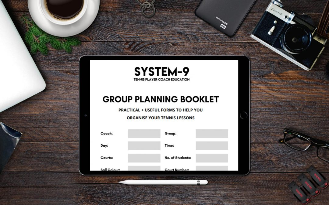 Group Planning Booklet